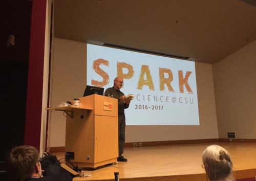 David Brin speaks at Oregon State University